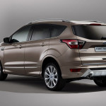 Ford Kuga Vignale geneva Back