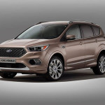 Ford Kuga Vignale geneva Front