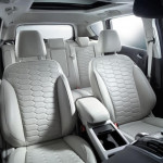 Ford Kuga Vignale geneva Interior