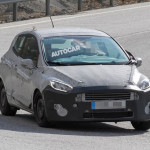 Spy Ford Fiesta 2017