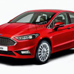 New Ford Fiesta 2017