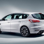 Ford S Max Vignale Back