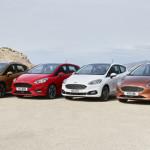 2017 ford fiesta wszystkie modele