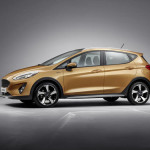 Ford Fiesta Active Crossover