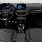 Interior Ford Fiesta 2017