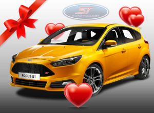 ford focus st valentines