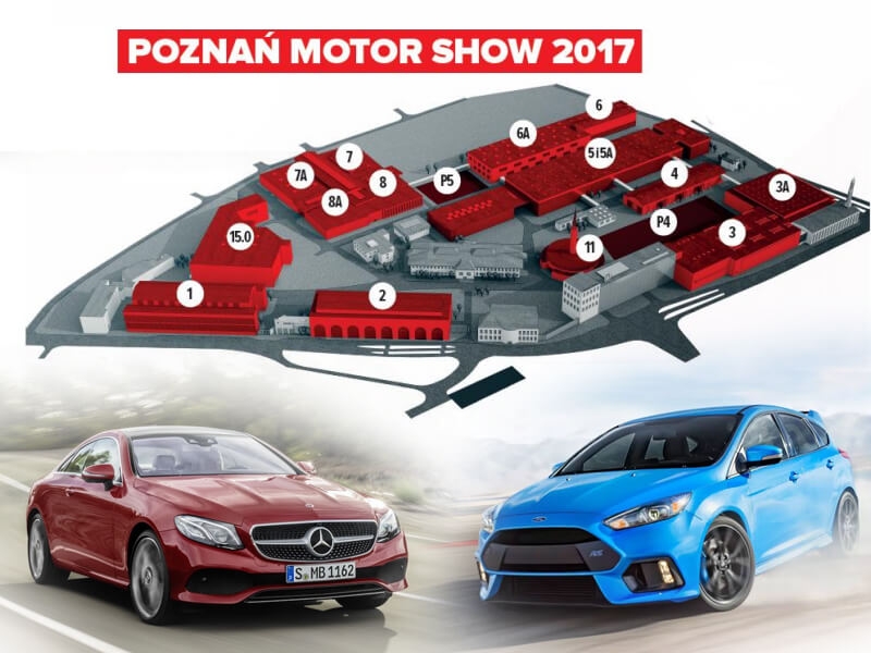 Motor Show Poznań 2017 – Największe targi motoryzacyjne w Polsce