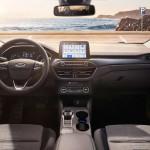 05 Ford Focus Active mk4 2018 Interior
