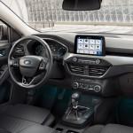 12 Ford Focus Vignale mk4 2018 Interior