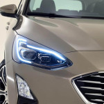 22 Ford Focus Titanium mk4 2018 Head lamps
