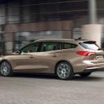 23-1 Ford Focus Titanium mk4 2018 Side
