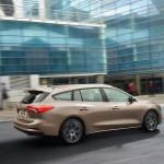 23-3 Ford Focus Titanium mk4 2018 Side