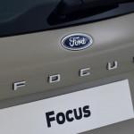 26 Ford Focus Titanium mk4 2018 Back Badge