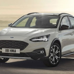30-1 Ford Focus Active mk4 2018 Front