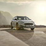 30-2 Ford Focus Active mk4 2018 Front