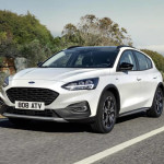 30 Ford Focus Active mk4 2018 Front