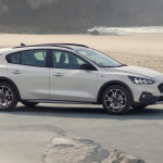 31-1 Ford Focus Active mk4 2018 Back