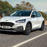 31-2 Ford Focus Active mk4 2018 Back