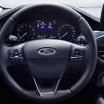 35 Ford Focus Active mk4 2018 Steering Wheel