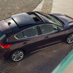 41-1 Ford Focus Vignale mk4 2018 Back
