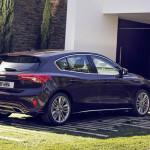 41 Ford Focus Vignale mk4 2018 Back