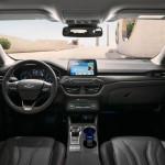 45 Ford Focus Vignale mk4 2018 Interior