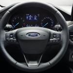46 Ford Focus Vignale mk4 2018 Steering Wheels