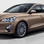 70 Ford Focus mk4 2018 Sedan - China and USA