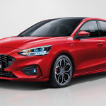 71 Ford Focus mk4 2018 Sedan - China and USA