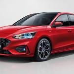 71 Ford Focus mk4 2018 Sedan - China and USA