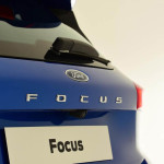 91 Ford Focus mk4 2018 Badge