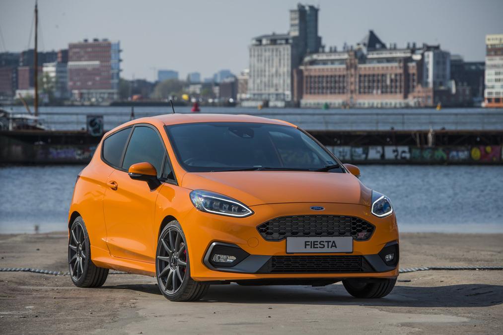 Nowy Ford Fiesta ST Performance Edition w 600 sztukach!